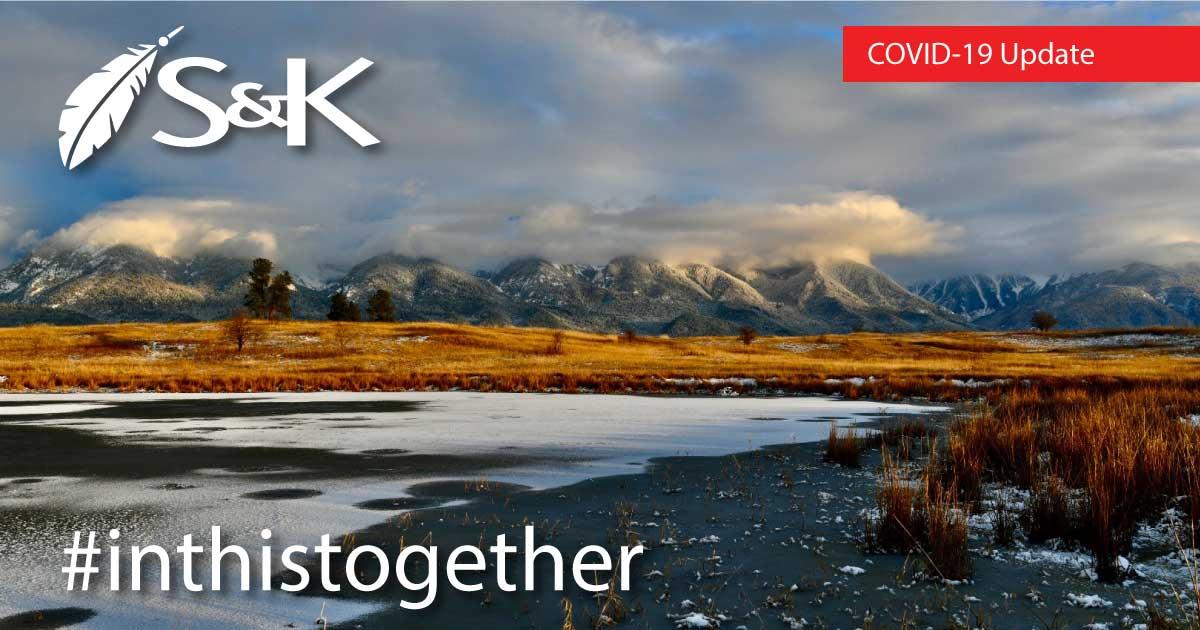 S&K Covid-19 Announcement Graphic